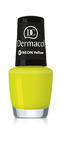 Dermacol lak na nehty Neon Yellow 01 5ml /2349/