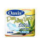 Oasis Ultra Wings Deo Aloe Vera 9ks