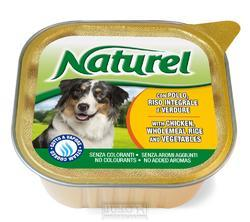 Naturel dog vanička Chicken, Rice, Vegetables 300g