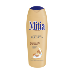 Mitia Soft care sprchový krém  400 ml Silk satin /8670/