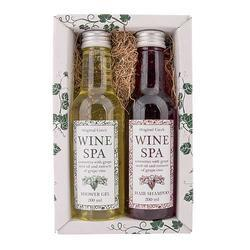 DB Wine SPA gel 200 ml +šampon 200 ml