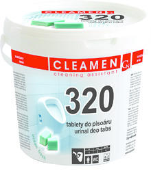 CLEAMEN 320 DEO tablety do pisoáru 1,5 kg