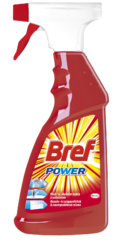 Bref Power 500 ml čistič do koupelen